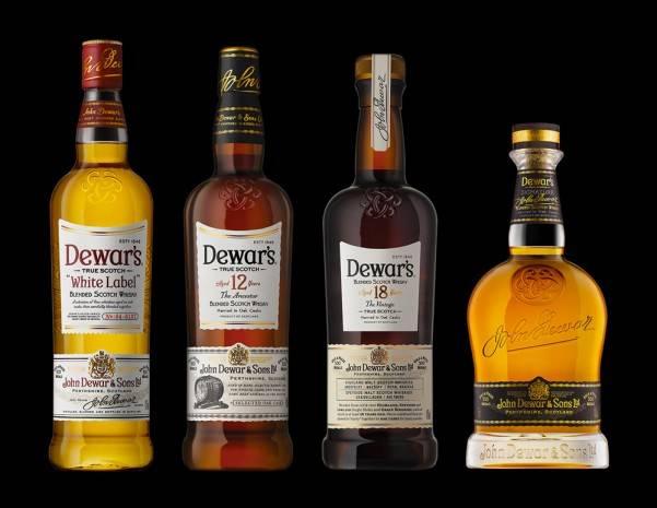Виски дьюарс