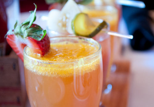 Мимоза напиток алкогольный