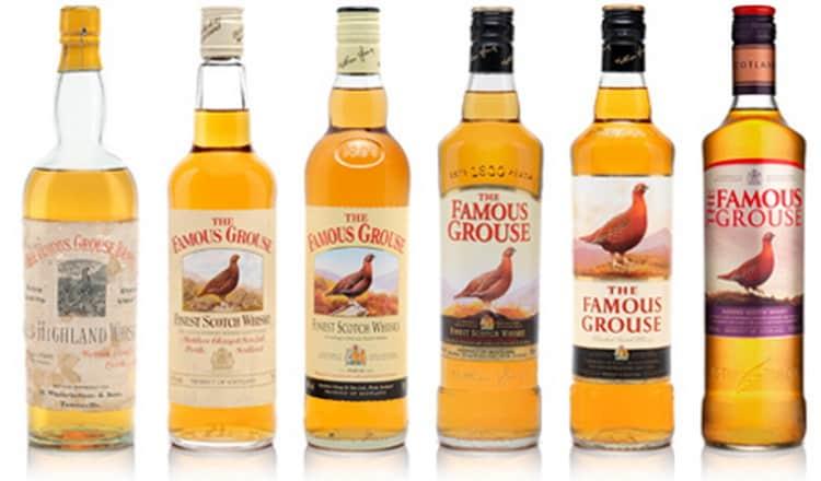 Виски goose