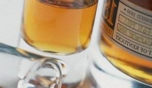 Цвет виски