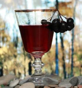 Рябина черноплодная вино в домашних условиях рецепт