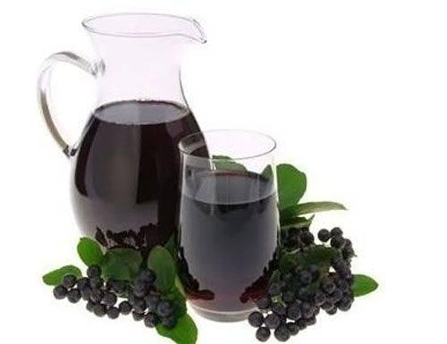 Вино из ягод черноплодной рябины