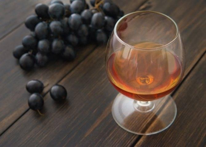 Производство коньяка в домашних условиях из винограда