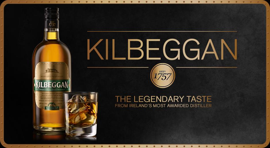Ирландский виски kilbeggan