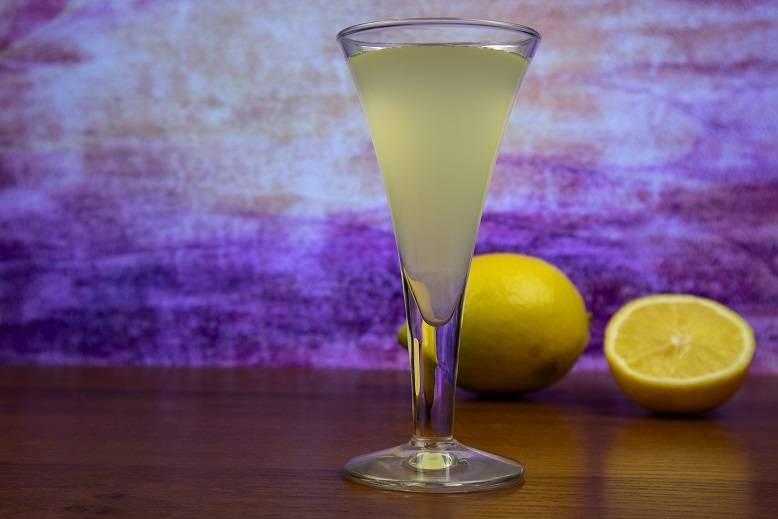 Лимончелло с чем мешать