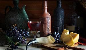 Как приготовить чачу из виноградного жмыха
