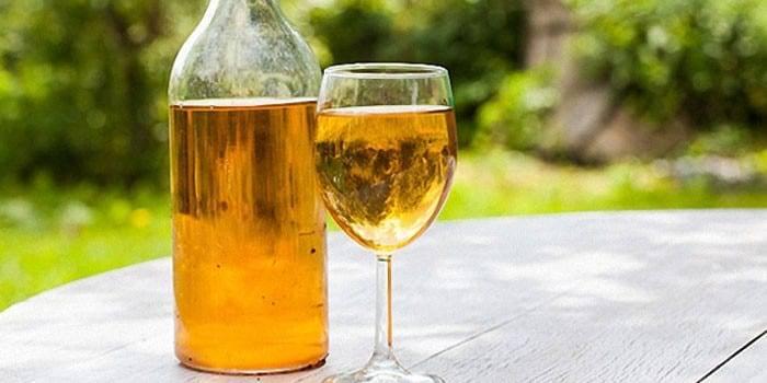 Как сделать настойку из яблок на водке