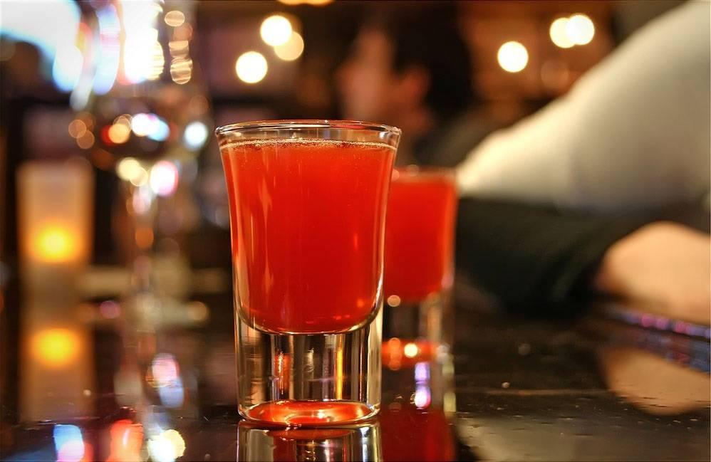 Клюквенный ликер в домашних условиях на спирту