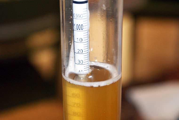 Прибор для измерения градусов в алкоголе