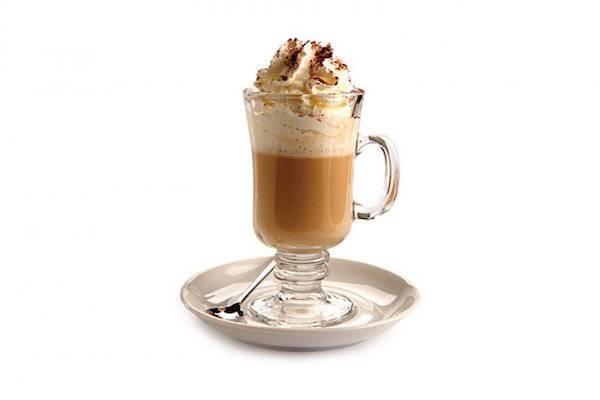 Ликер кофе со сливками