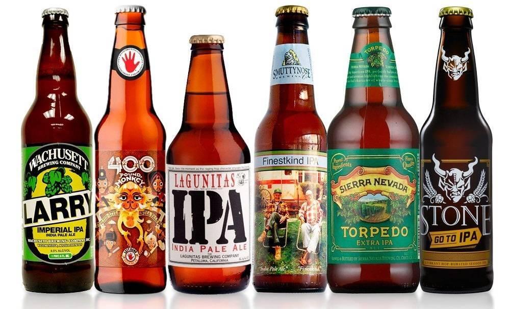 Крафтовое пиво ipa