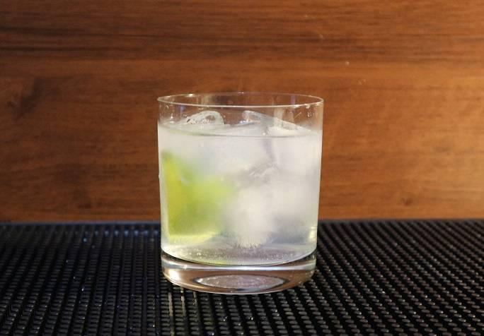 Джин white lace с чем пить