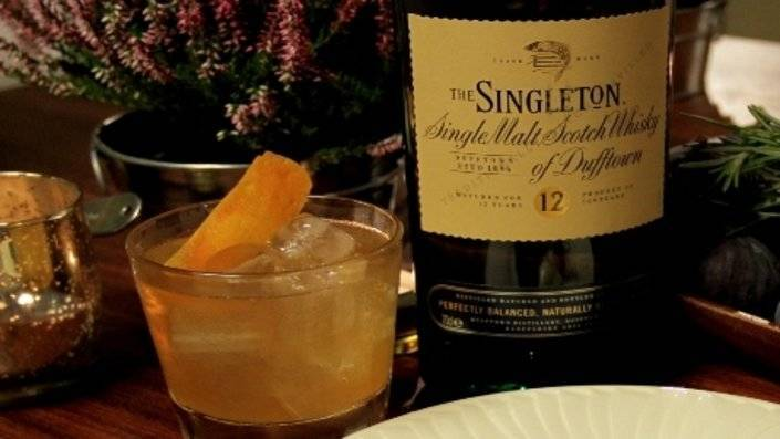 Виски singleton of dufftown