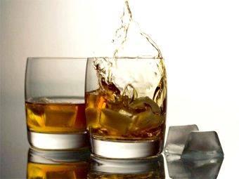 Виски с ликером