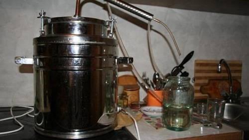 Подготовка браги для самогона из сахара