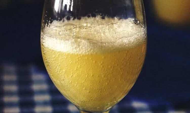 Рецепт имбирного пива
