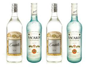 С чем пьют ром bacardi