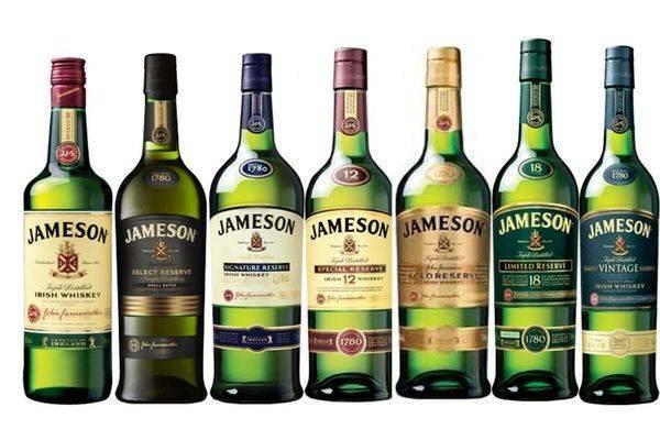 Джеймсон jameson
