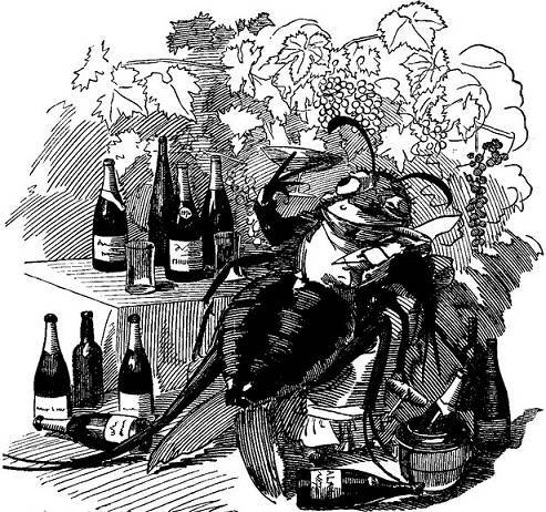 Когда появилось вино