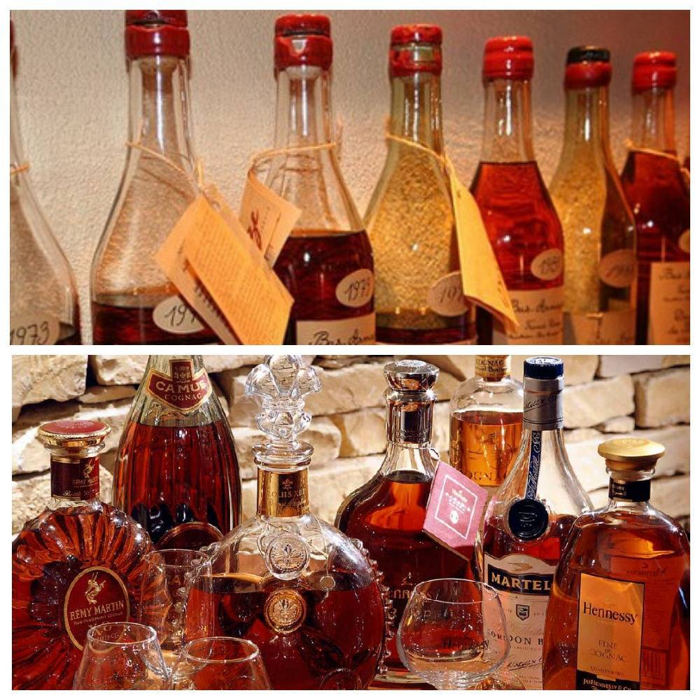 Условия хранения коньяка в бутылке