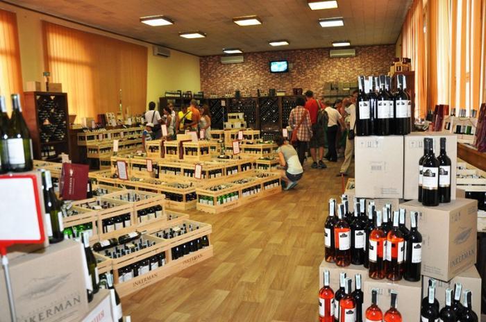 Севастополь инкерман вино