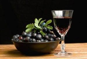 Настойка из черноплодной рябины польза и вред