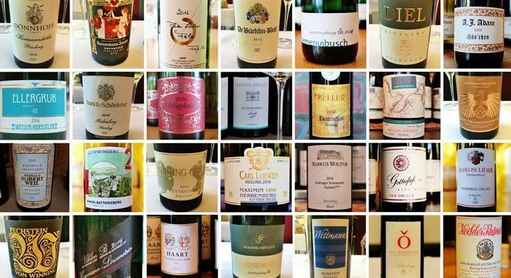 Сорт вина рислинг