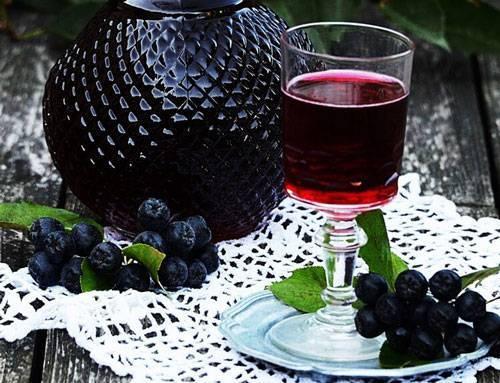 Черноплодка на самогоне рецепты