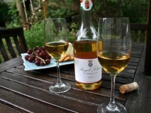 Токайское вино венгрия
