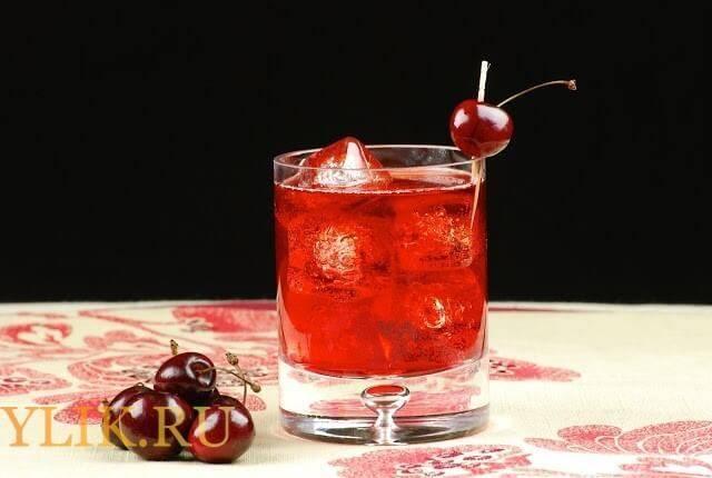 Польза вишневой настойки