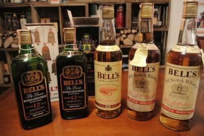 Виски беллс оригинал