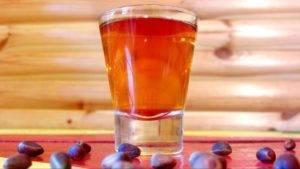 Кедровка на спирту рецепт приготовления