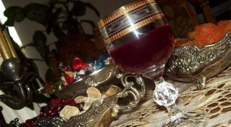 Рецепт вишневой наливки на водке