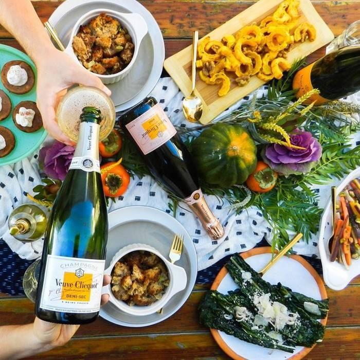 Вклад вдовы клико в производство шампанского