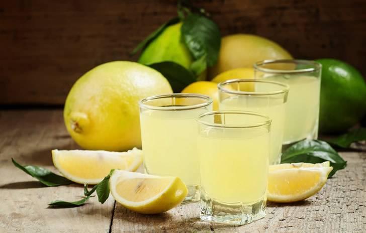 Ликер итальянский лимончелло