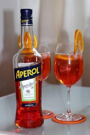 Что такое апероль алкоголь
