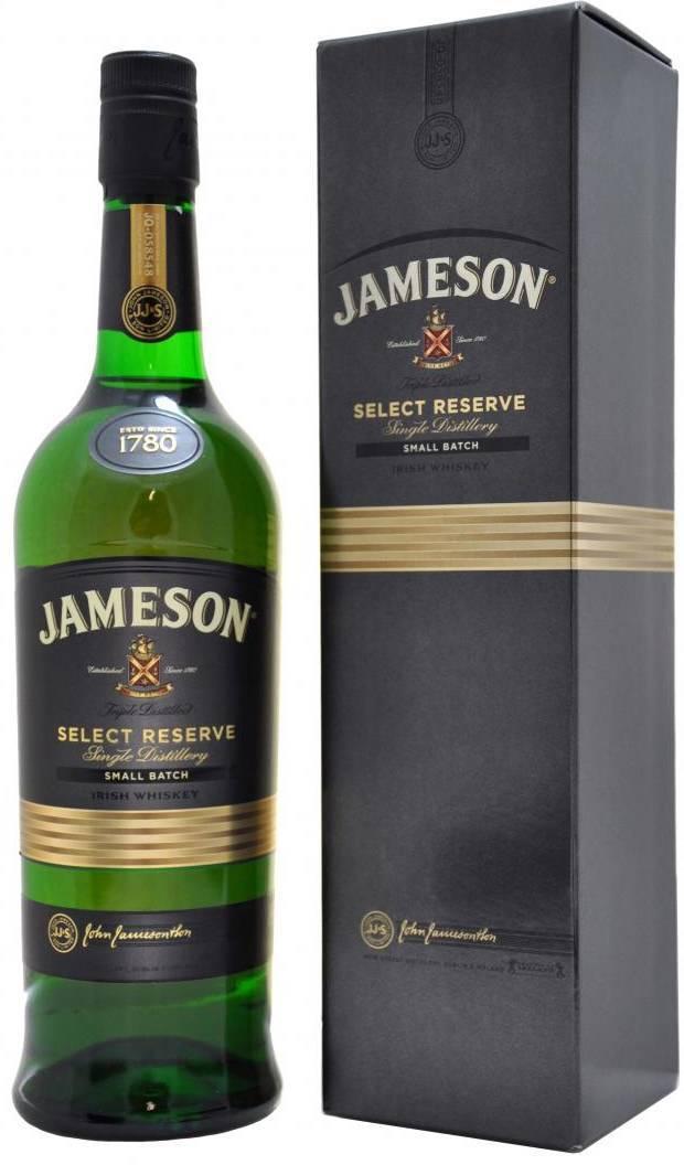 Виски джемесон каскмейтс