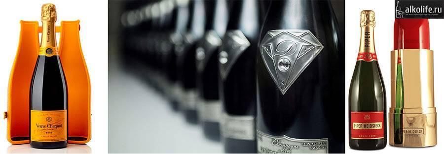 Самое дорогое шампанское в россии