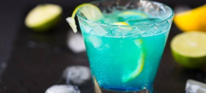 Безалкогольный коктейль с гренадином