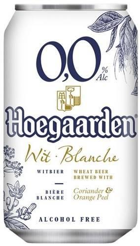 Хугарден пиво в банке