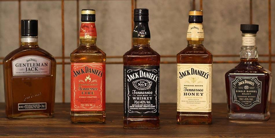 Виски джек дэниэлс 12 лет