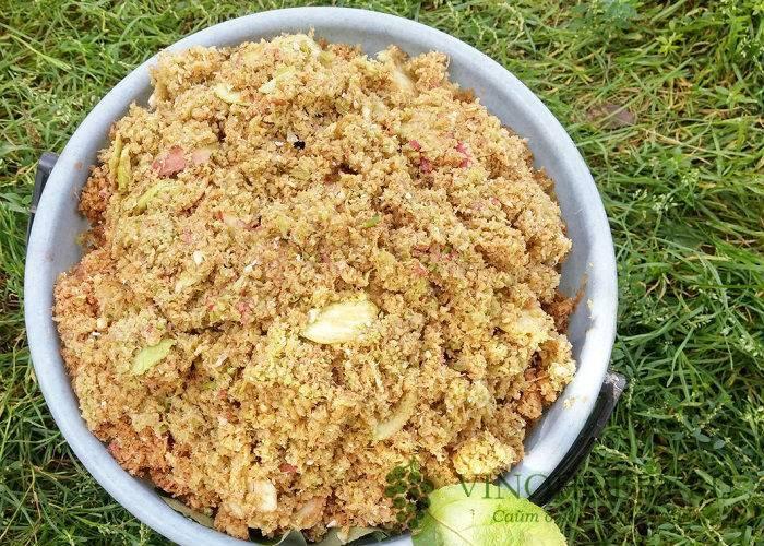 Приготовление браги из яблок для изготовления самогона