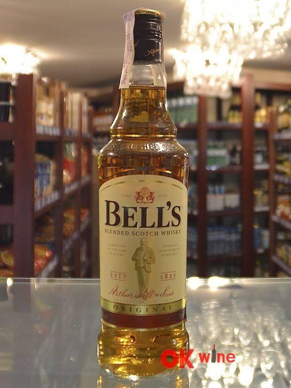 Шотландский виски bells