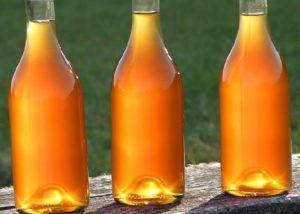 Напитки из нектарина на водке