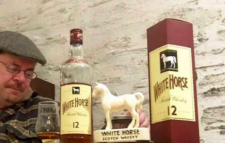 Белый шотландский виски