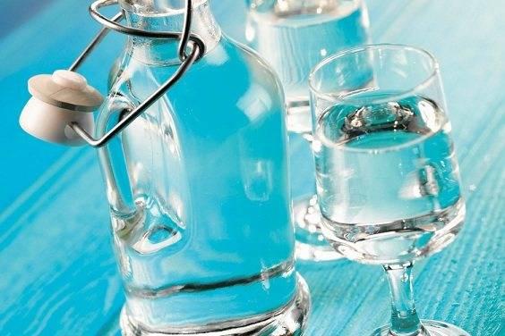 Расчет крепости спиртного при смешивании жидкостей