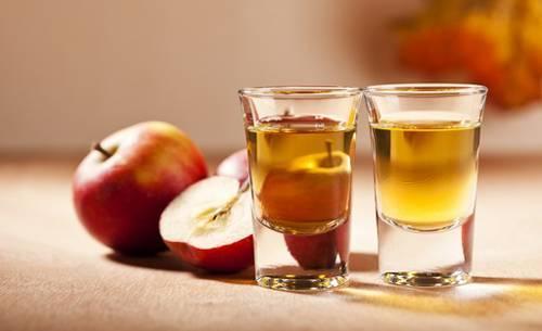 Самогон из яблок название