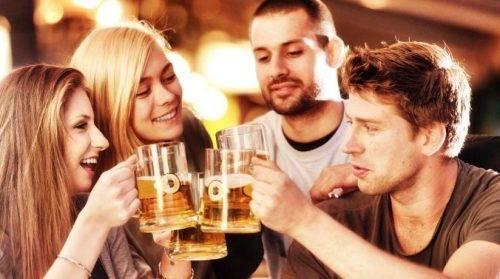 Как перевести пиво в водку