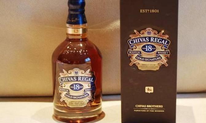 Виски chivas regal 12 years
