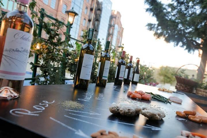 Азербайджанское гранатовое вино